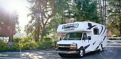 »Individuelle Kanada Reise mit einem Camp- oder Wohnmobil«