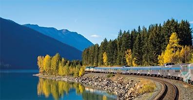 »Erlebnisreiche Reisen durch Kanada mit dem Zug«