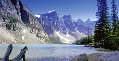 » Kanada Highlights: Moraine Lake, Banff Nationalpark «