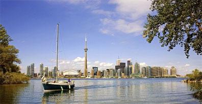 »Kanada Highlights Mietwagenreise: Toronto«