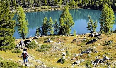 »Wander- und Erlebnisreise in West-Kanada«