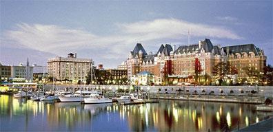 »Reise nach Victoria - Kanada für Genießer«