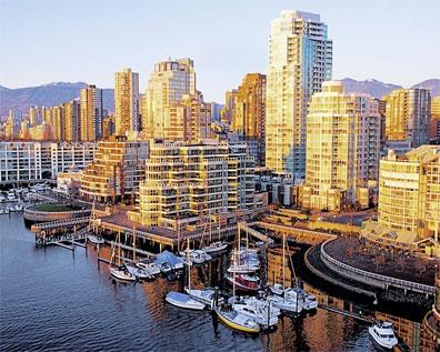 »Premium-Reise nach Vancouver: Kanada für Genießer«