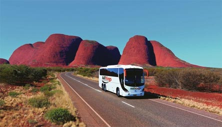»Australien Rundreise: Kata Tjuta«