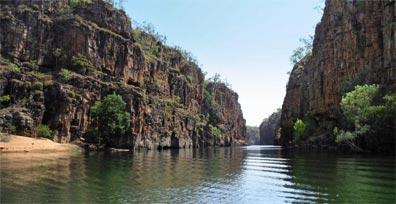 »Spektakuläres Australien: Katherine Gorge«