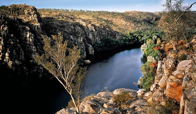 »Territory Discovery Australien: Katherine Gorge«