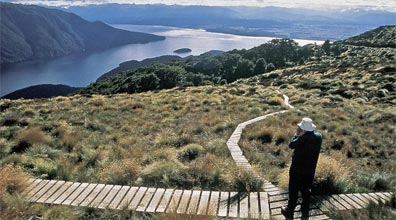 »Neuseeland Wander-Studienreise: Kepler Track«