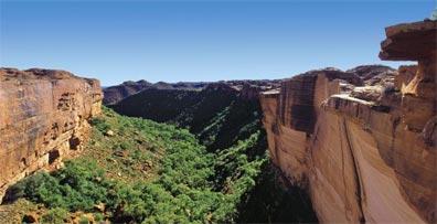 »Reise Australien kompakt: Kings Canyon«