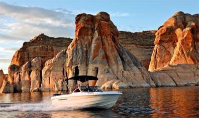 »Grandioser Westen Rundreise: Der Lake Powell«