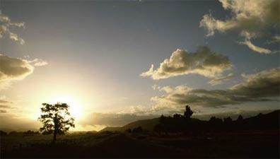 »Lake Tekapo Neuseeland - Wandern auf leichten Wegen«