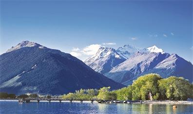 »Lake Wakatipu und Queenstown - Neuseeland Reise«