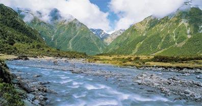 »Abenteuer Mittelerde auf eigene Faust - Neuseelandreise«