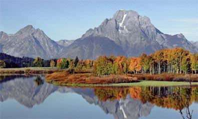 »Land der Abenteurer: Grand Teton Nationalpark«