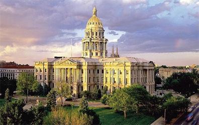 »Land der Abenteurer: Reise nach Denver«