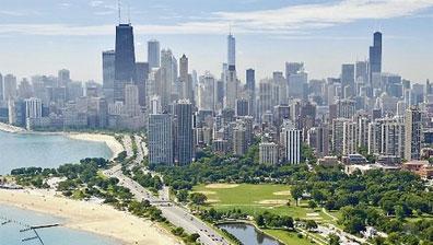 »Reise per Mietwagen nach Chicago - Legendäre Route 66«