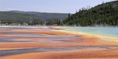 »Vorhang auf  Naturschauspiele: Yellowstone Nationalpark«