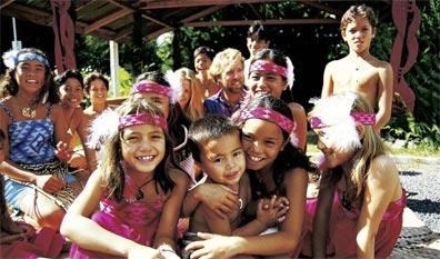 »Maori Begrüßung - Neuseeland zum Kennenlernen«