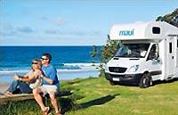 »Maui Campervans Neuseeland - Unabhängiges Reisen mit Komfort«