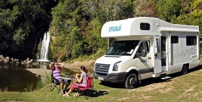 »Unabhängiges Reisen mit Komfort: Campmobile in Neuseeland«