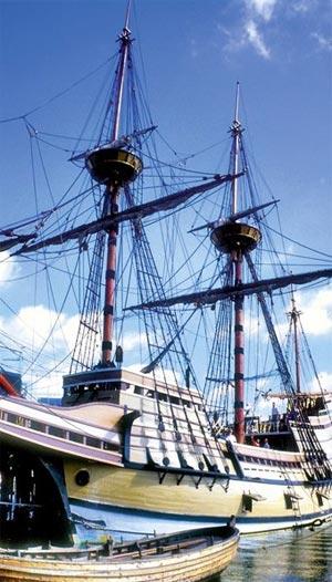 »Best of New England: Mayflower«