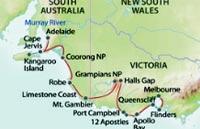 »10 Tage Mietwagenreise Australien«