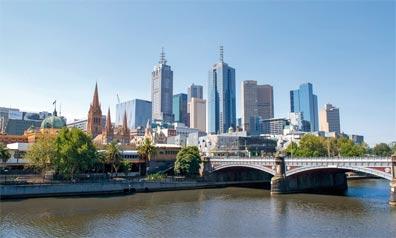 »Stadtkultur und Wildlife: Mietwagenreise nach Melbourne«