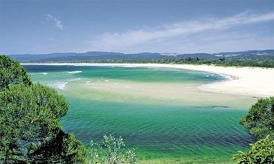 »Traumküsten und Tierparadiese Australien«