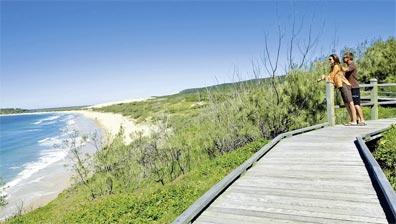 »Metropolen und Strand: Reise nach Fraser Island«