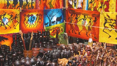 »Südafrikanisches Kunsthandwerk - Reise nach Südafrika«