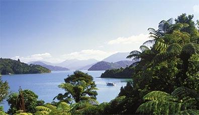 »Mietwagenreise Neuseeland«