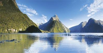 »Klassische Neuseeland-Rundreise: Milford Sound«