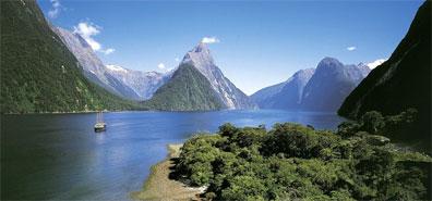 »Höhepunkte Neuseelands: Reise Milford Sound«