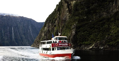 »Ausflüge Südinsel Fiordland: Milford und Doubtful Sound«