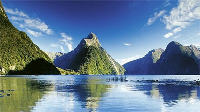 »Große Neuseeland Rundreise: der Milford Sound«