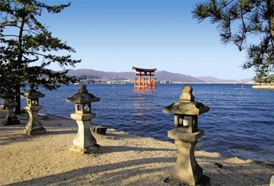 » Gruppenrundreise Japan: Best of Japan - Miyajima «