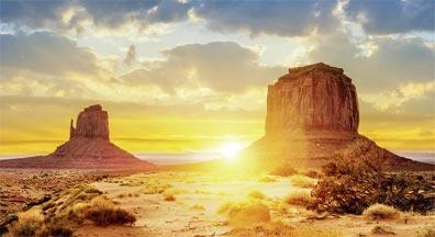 »Entdecken Sie den legendären Wilde Westen der USA«