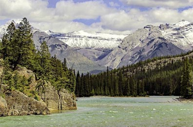 » Zuhause in Westkanada: Reise zum Banff Nationalpark «