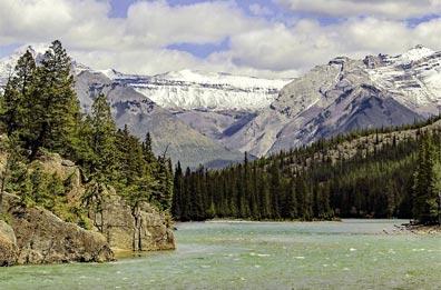 »Zuhause in Westkanada: Reise zum Banff Nationalpark«