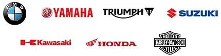 »Umfangreiche Auswahl an Motorradmodellen«