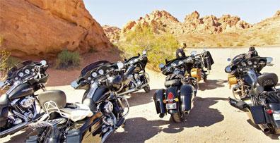 »Motorradreise USA: Die Freiheit auf Amerikas Straßen genieße«