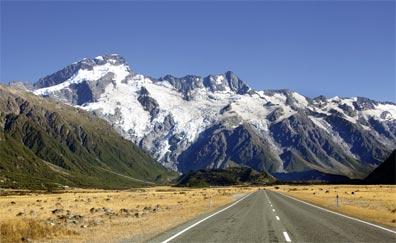 »Mietwagenreise Neuseeland Highlights: Mount Cook Region«