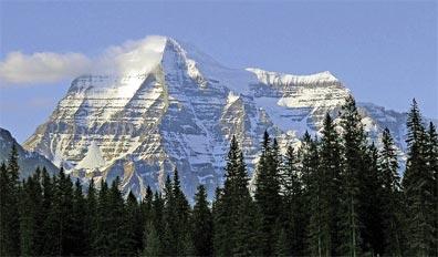 »Höhepunkte Westkanadas: Mount Robson«