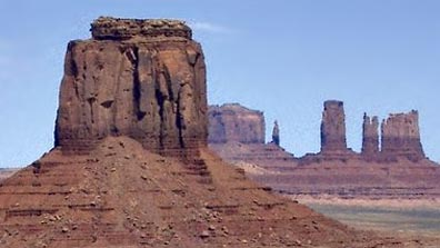 »Mythos des Westens: Monument Valley«