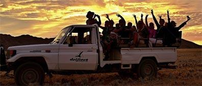 »Namibia Explorer Rundreise ab/bis Windhoek«