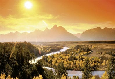 » Mietwagenreise USA: Grand Teton Nationalpark «