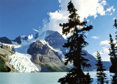 » Naturereignis Rocky Mountains: Mount Robson «