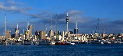 »Auckland: Es gibt viele Gründe, Neuseeland zu bereisen!«