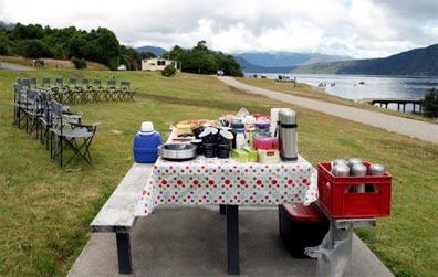 »Rangi - Paradiesische Fahrradtour Neuseeland«