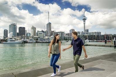 »Neuseeland Highlights Mietwagenreise: Auckland«