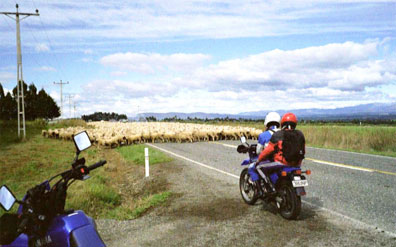 »Motorradtour Neuseeland: 19 Tage Nord- und Südinsel«